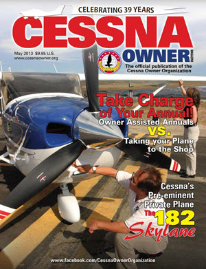 Cessna Owner Magazine May 2013
