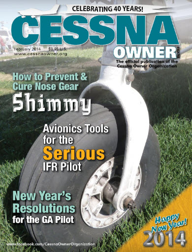 Cessna Owner Magazine February 2014