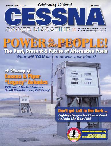 Cessna Owner Magazine November 2014