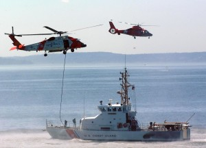 A U.S. Coast Guard HH-60 Jayhawk (U.S. Coast Guard file photo)