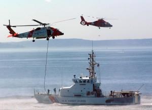 A U.S. Coast Guard HH-60 Jayhawk (U.S. Coast Guard file photo)