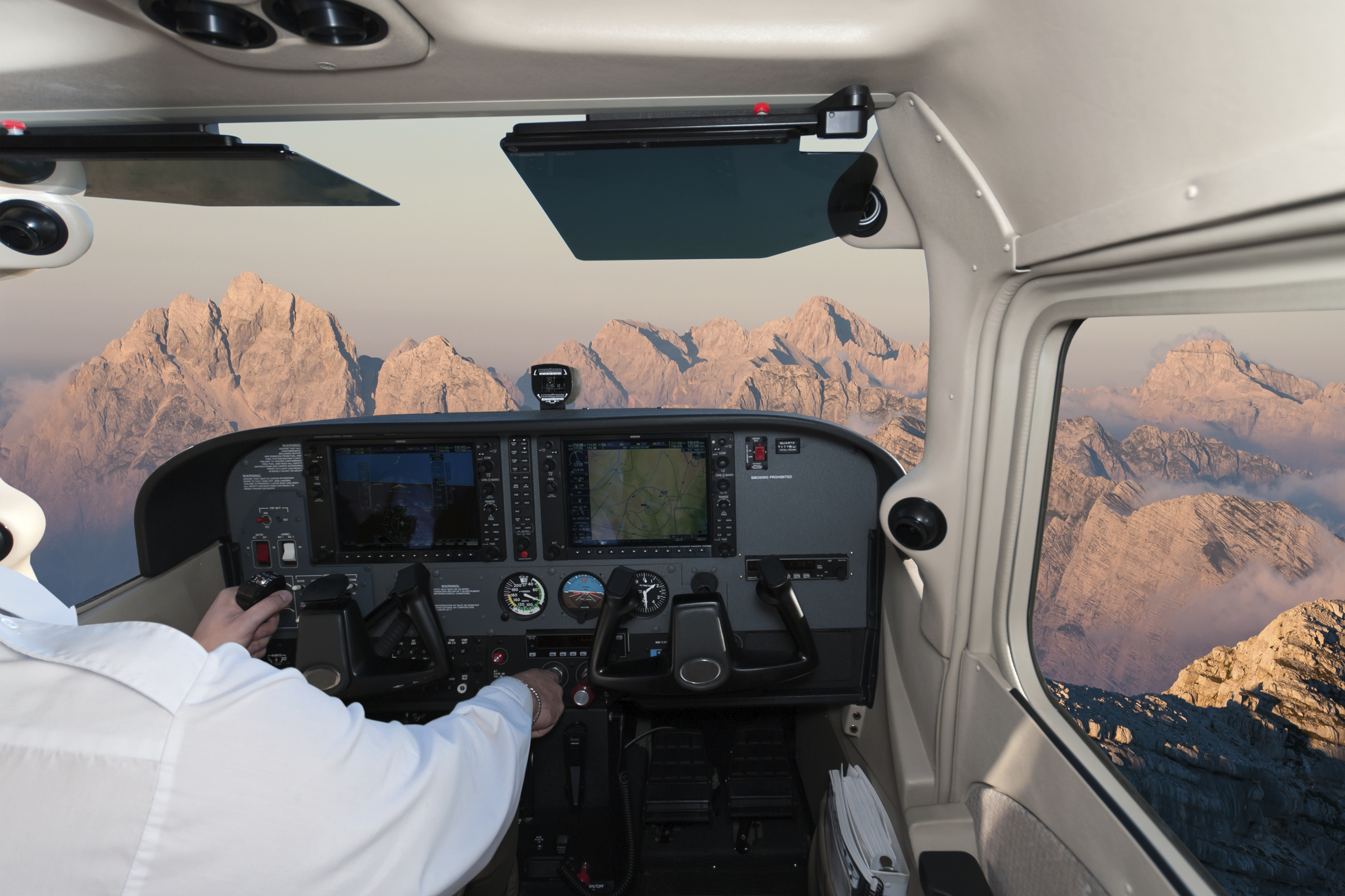 Flying for Business: Avionics for the Hard IFR Pilot