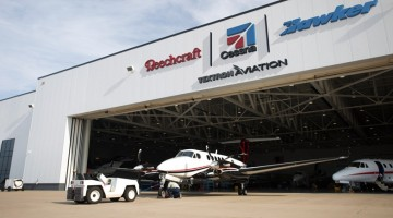 Textron Aviation Completes Expanded Certification of US Company-Owned Service Centers