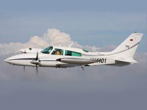 Cessna 310 Aircraft 2