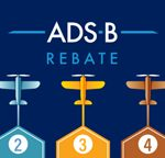 FAA's ADS-B Rebate Program for General Aviation Aircraft Owners Now in Effect