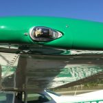 STC issued to install Whelen Orion LED Nav/Strobes on later model Cessna Singles with Wilco Kit