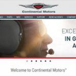 Continental Motors Group Announces New Website