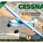 Official 2017 Cessna Owner Magazine MEMBER CALENDARS Now Available!
