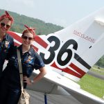 112 Women Pilots Take to the Skies in 41st Annual Air Race Classic