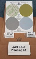 Aircraft Window Repair Introduces New AWR P-17A Prism Polishing Kit