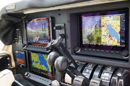 SkyView HDX Now Approved for Use in Nearly 600 Certified Aircraft
