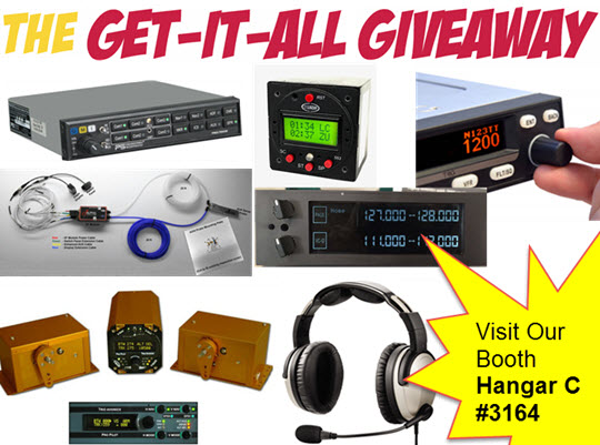 Cessna Owners Can Register to Win an Avionics Makeover at Oshkosh