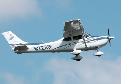 Cessna 182 Turbo Skylane:  Business Turbo for the Family Man