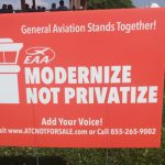 ATC Privatization Pops Up Again in White House Budget
