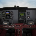 GFC 500-equipped Cessna 172 Embarking on U.S. Tour
