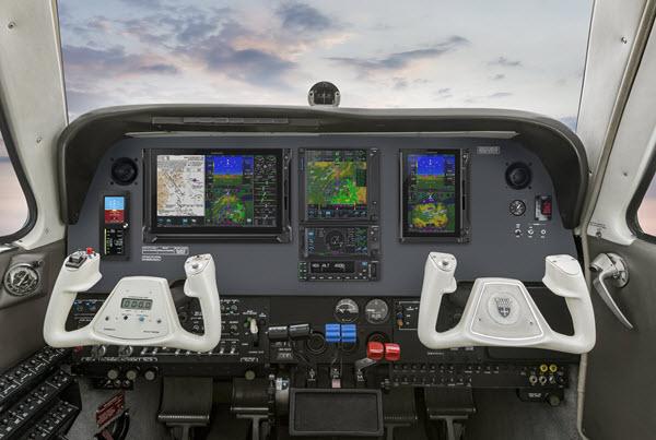 Garmin GFC 600 Autopilot STC'd for Cessna 340 | Cessna Owner