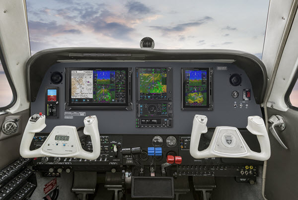 Garmin GFC 600 Autopilot STC'd for Cessna 340