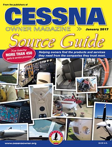 Cessna Owner Magazine January 2017