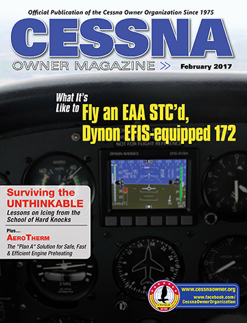 Cessna Owner Magazine February 2017