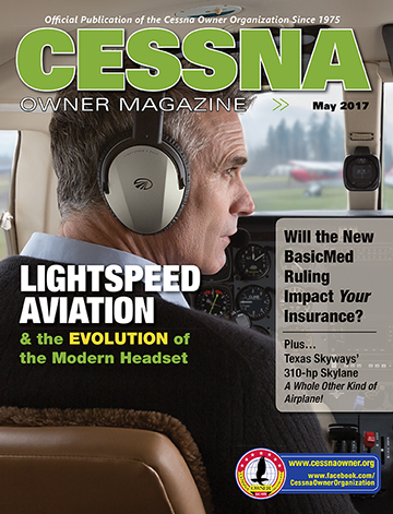 Cessna Owner Magazine May 2017