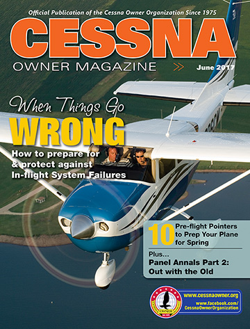 Cessna Owner Magazine June 2017