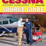 Cessna Owner Magazine January 2018