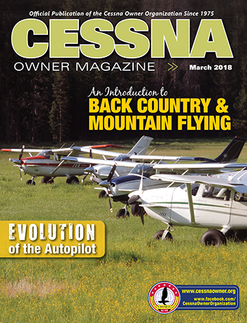 Cessna Owner Magazine March 2018