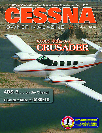 Cessna Owner Magazine April 2018