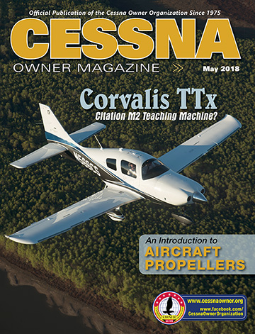 Cessna Owner Magazine May 2018