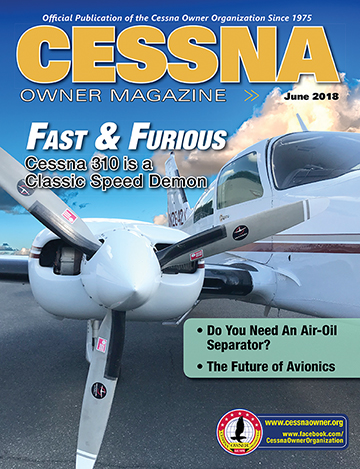 Cessna Owner Magazine June 2018