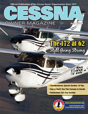 Cessna Owner Magazine July 2018