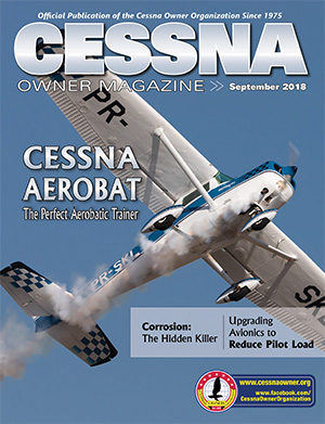 Cessna Owner Magazine September 2018