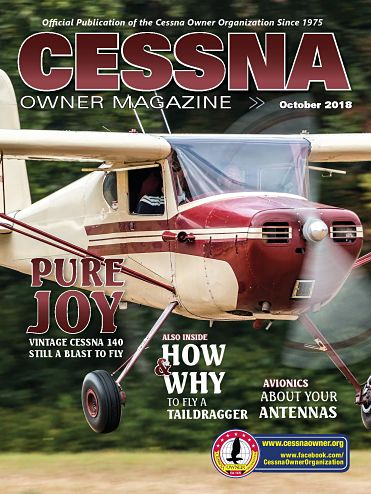 Cessna Owner Magazine October 2018