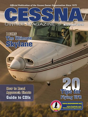 Cessna Owner Magazine November 2018