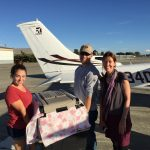 LightHawk Volunteer Cessna Pilots Fly Endangered Condors to New Home