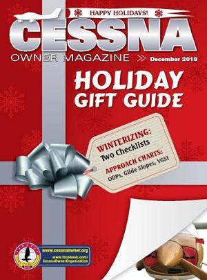 Cessna Owner Magazine December 2018