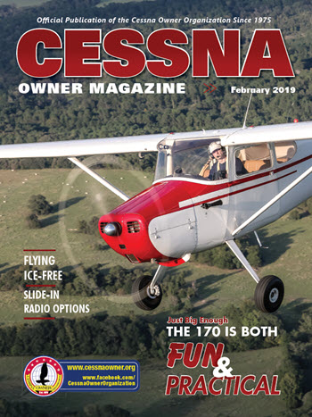 Cessna Owner Magazine February 2019