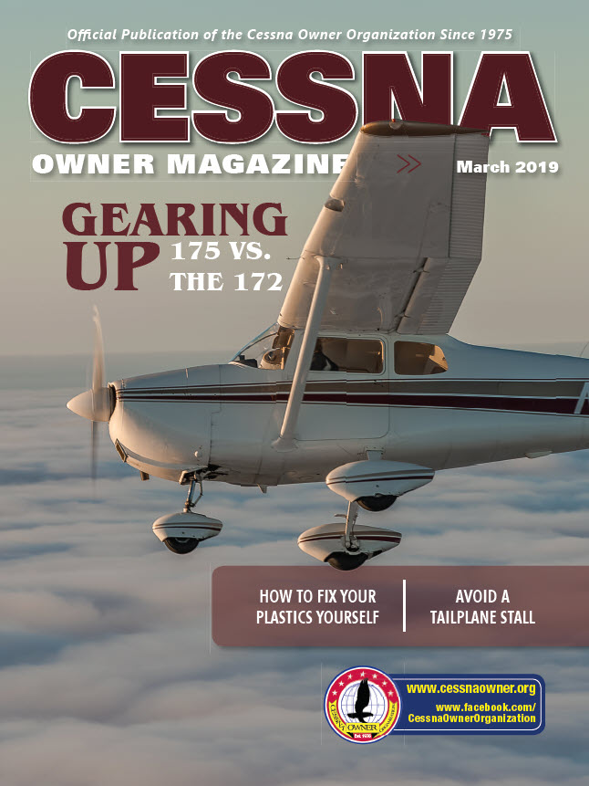 Cessna Owner Magazine March 2019