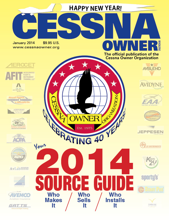 Cessna Owner Magazine January 2014
