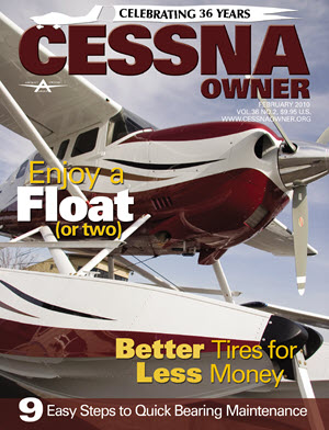 Cessna Owner Magazine February 2010