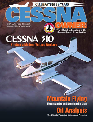 Cessna Owner Magazine February 2013