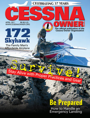 Cessna Owner Magazine April 2011