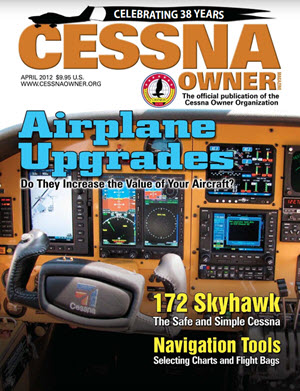 Cessna Owner Magazine April 2012