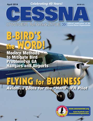 Cessna Owner Magazine April 2014