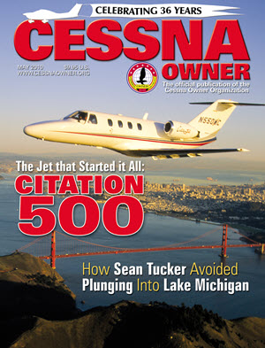 Cessna Owner Magazine May 2010
