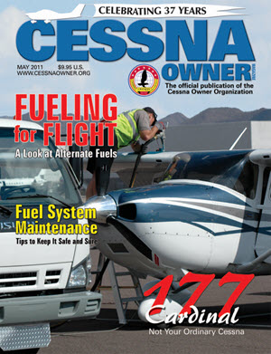 Cessna Owner Magazine May 2011