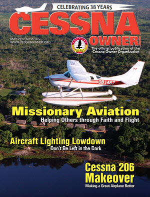 Cessna Owner Magazine May 2012