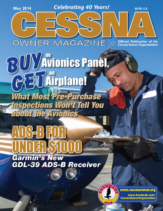 Cessna Owner Magazine May 2014