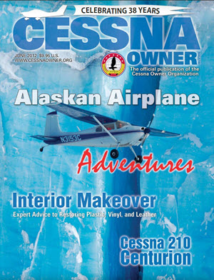 Cessna Owner Magazine June 2012