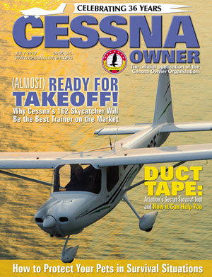 Cessna Owner Magazine July 2010